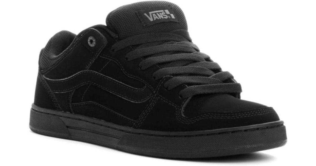 17bf496ccfaa91 Lyst - Vans Baxter Sneakers in Black for Men