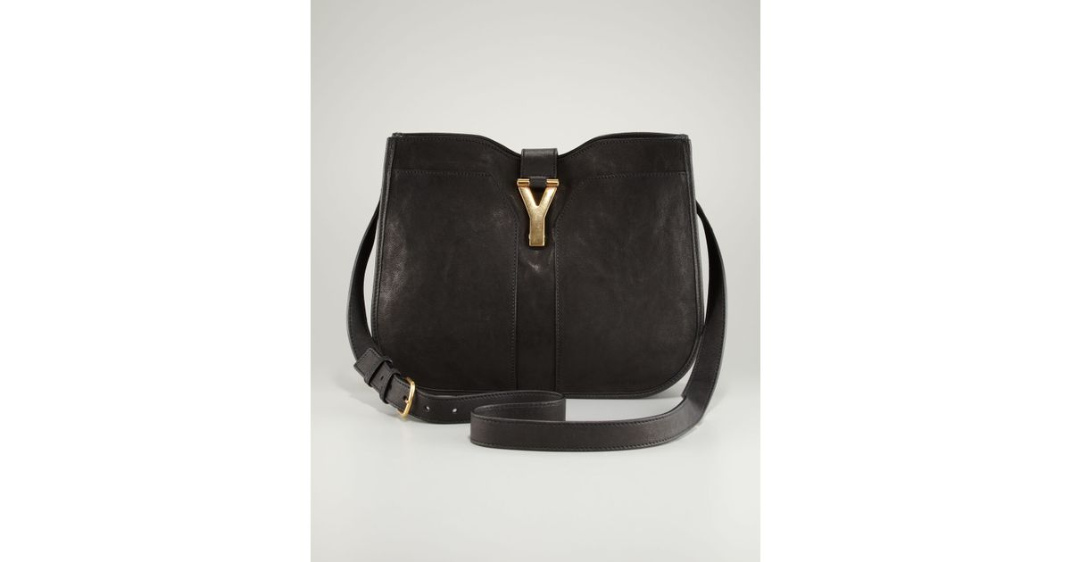 ysl medium chyc shoulder bag