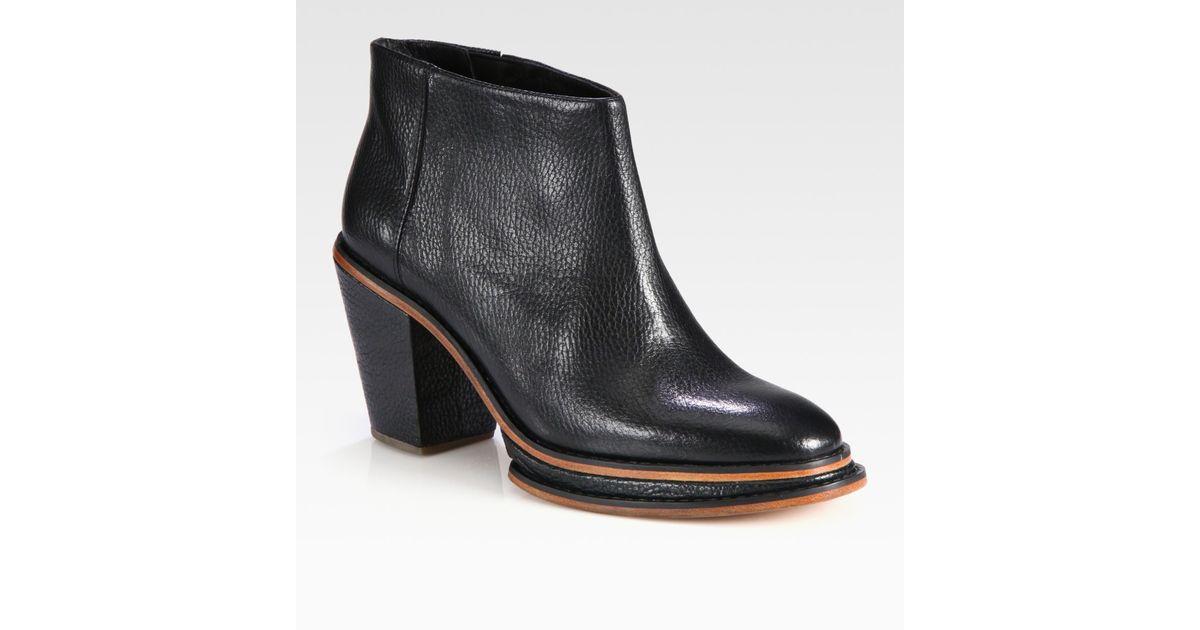Rachel Comey Leather Chelsea Boots sale reliable TkMRQL7ut