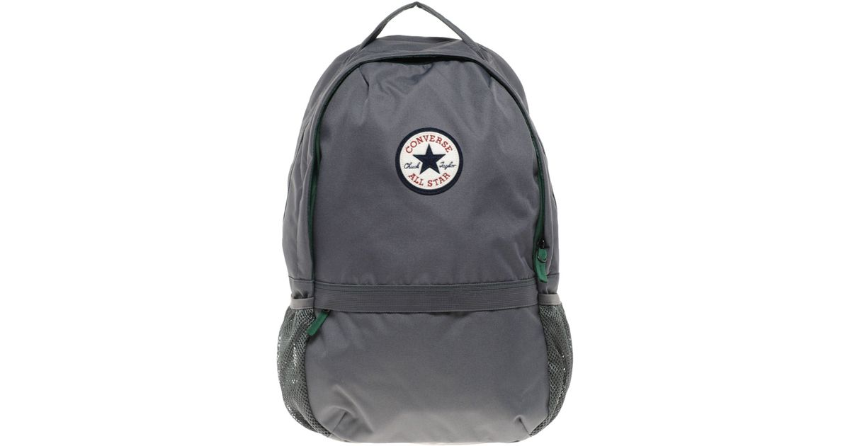 23733b3e95c6 Lyst - Converse Backpack in Gray for Men