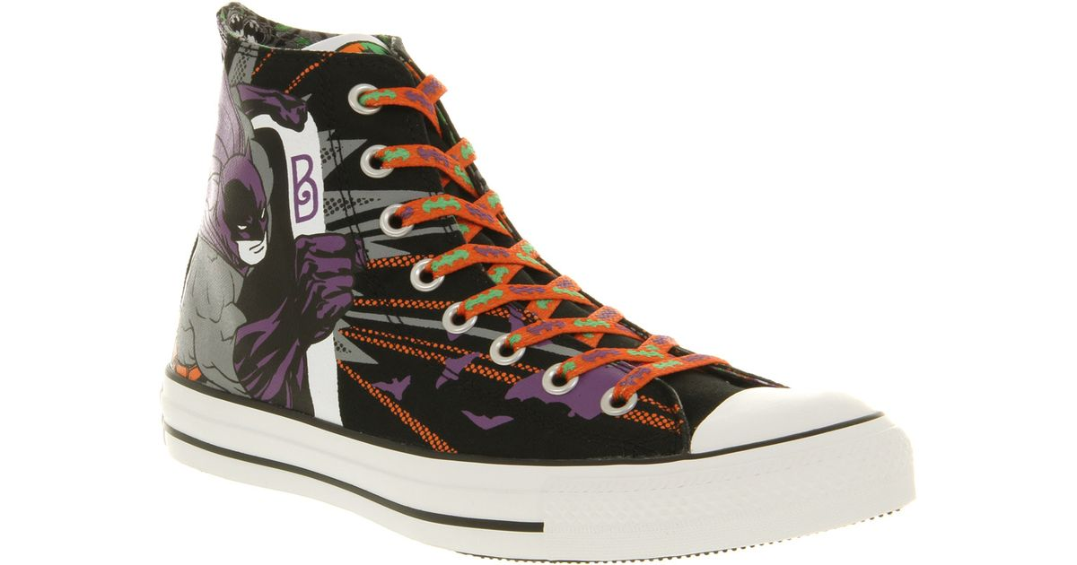 c78c8c83b395 ... canada lyst converse all star hi blk purple joker in purple for men  4a04a fabda