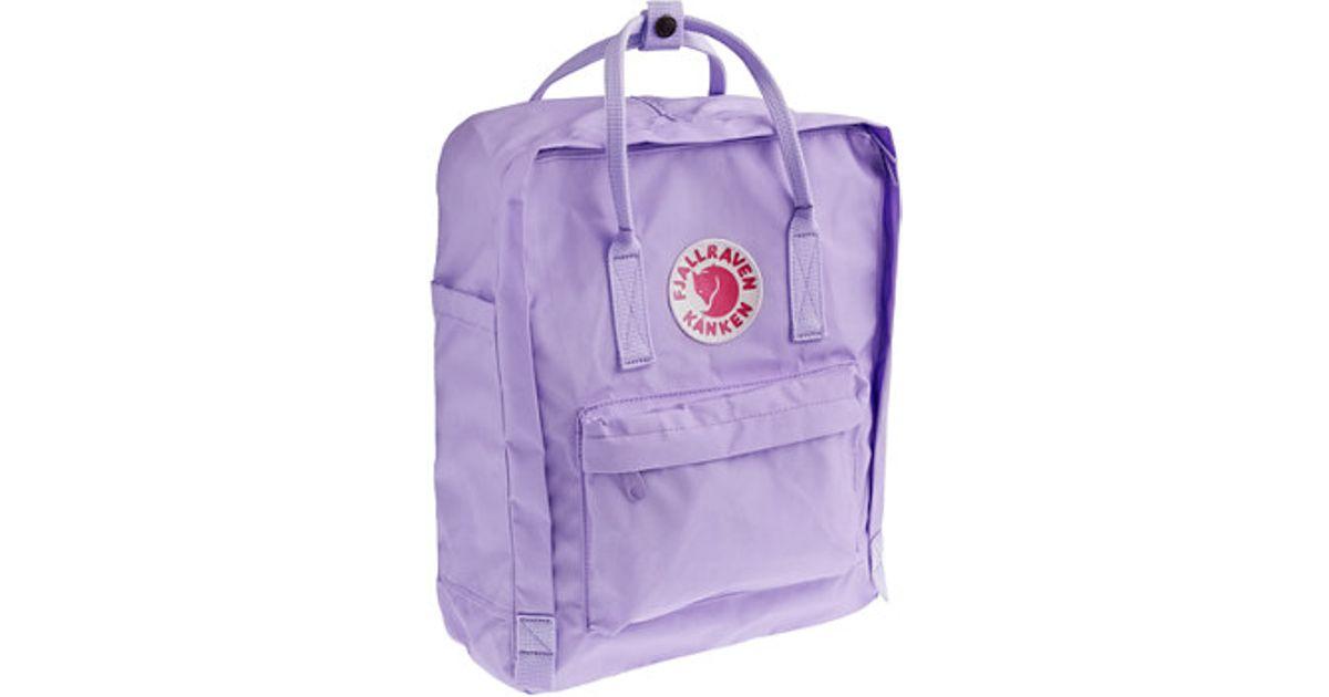 Lyst - J.Crew Fjällräven Classic Kanken Backpack in Purple for Men 4bca9121af0b4