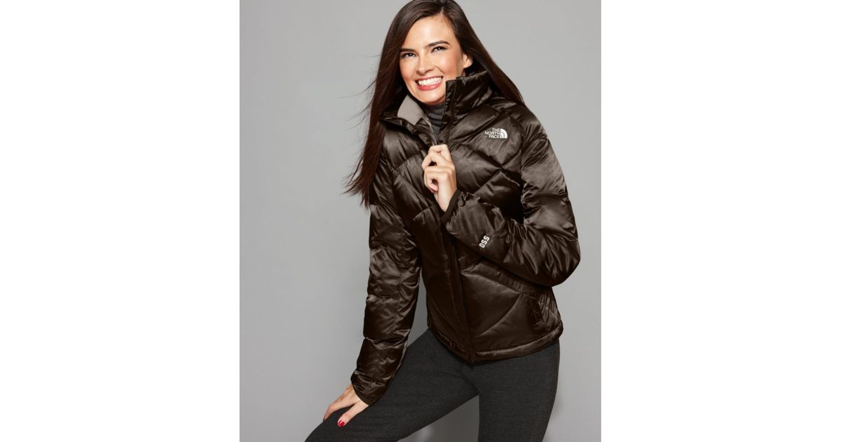 The North Face Hooded Short Coat Affordable Cheap Online Cheap Sale Fashionable OQwZSUU