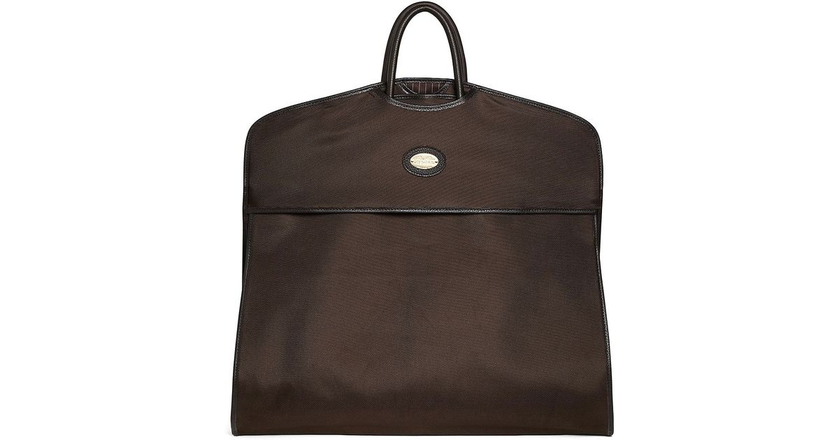 Lyst - Brooks Brothers Suit Garment Bag in Brown for Men 15e60a9587d48