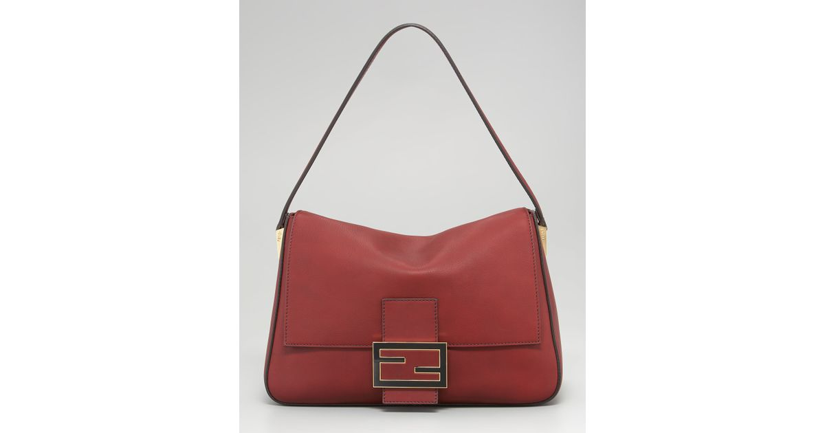 d4d798a006a4 Lyst - Fendi Forever Radica Large Mama Bag in Purple