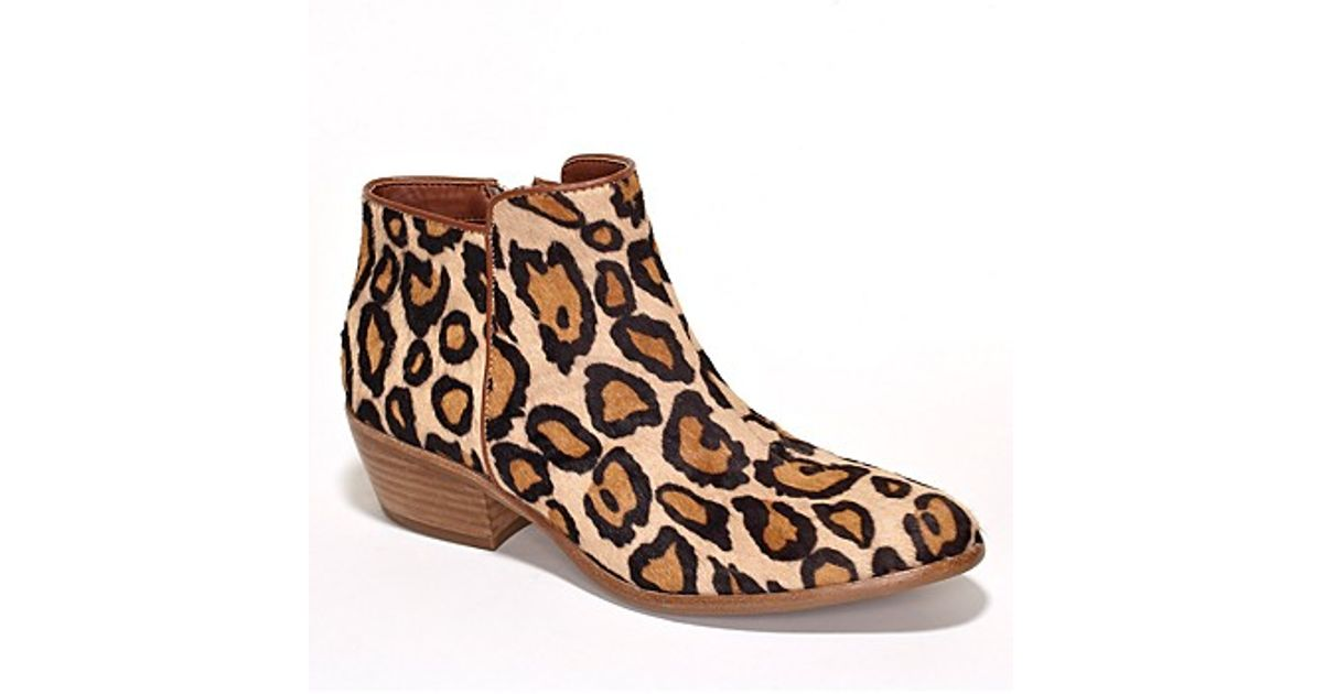 430ee940a4f80c Lyst - Sam Edelman Petty Short Boots