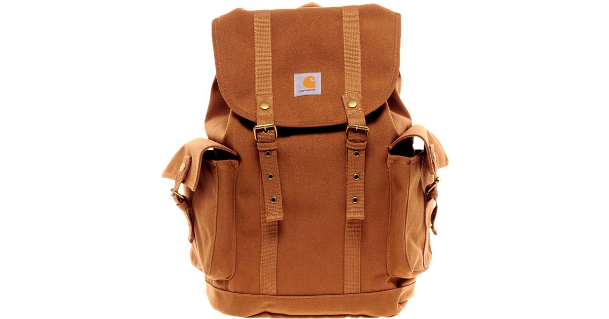 Lyst - Carhartt Backpack in Brown for Men