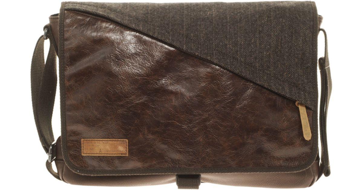 f0e0ecce17c Adidas Originals Multicolor Festival Bag for Men Lyst . new styles 64069  f6e6e Esprit Messenger Bag in Brown for Men Lyst ...