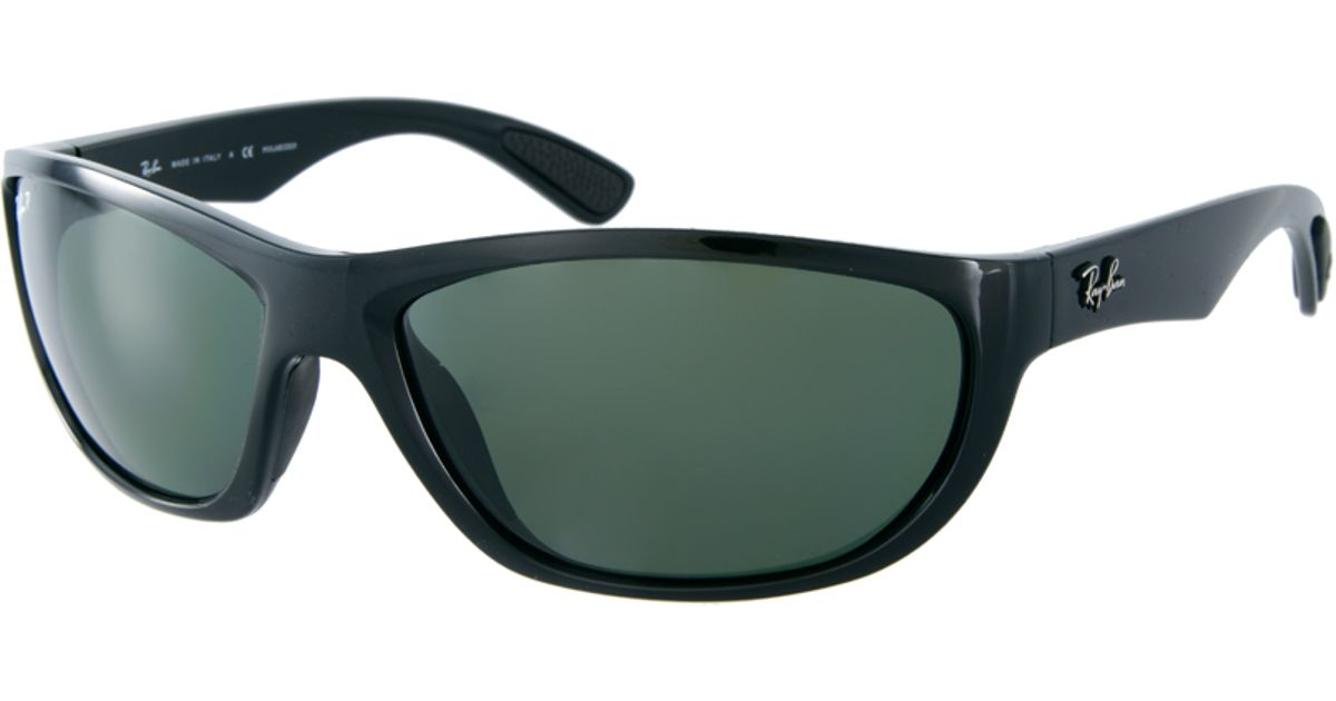 049db76a1adc6 ... sweden lyst ray ban wrap sunglasses in black for men e24b3 0041e