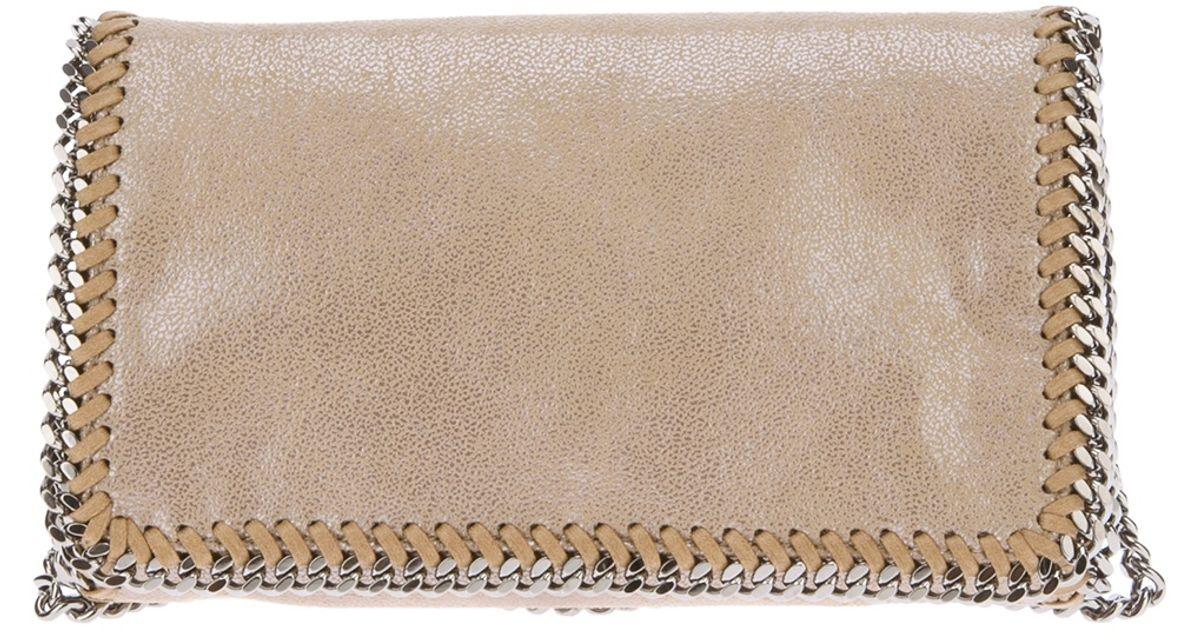 832ae98b6f Lyst - Stella McCartney Falabella Cross-body Bag in Brown