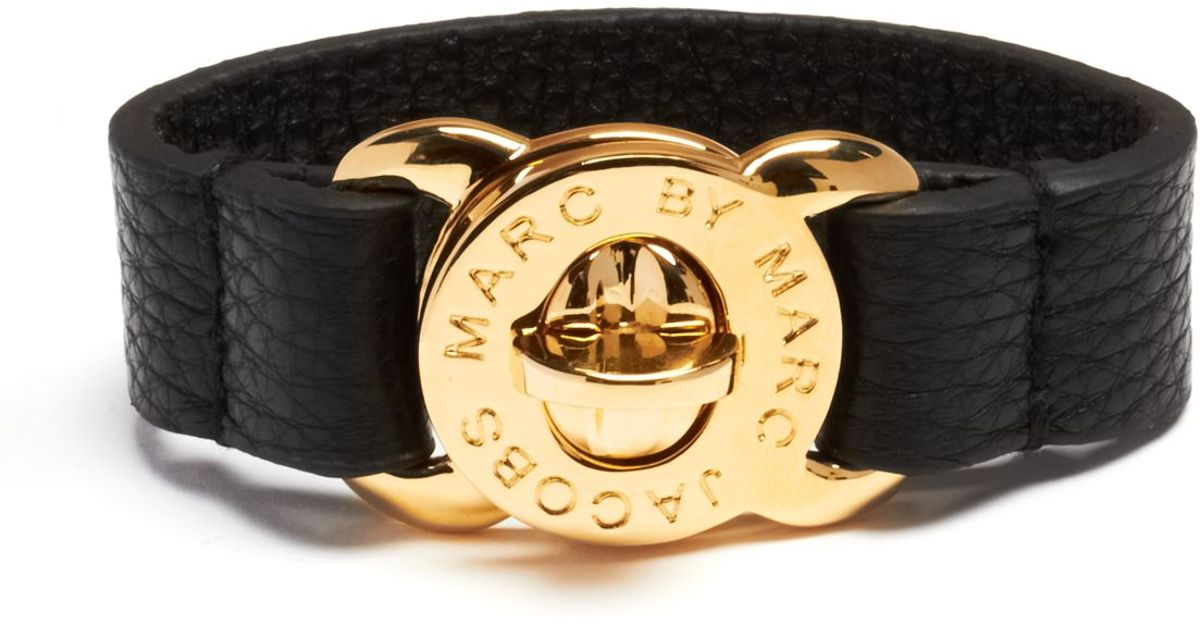 to wear - Jacobs marc bracelet leather video