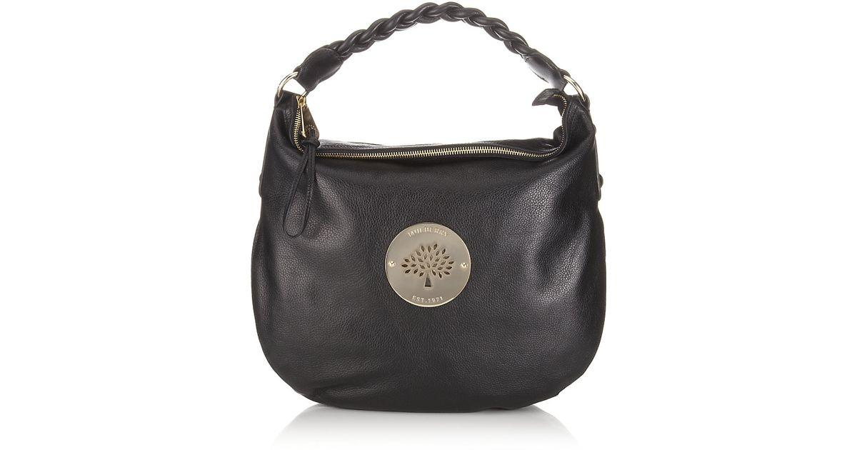 38d76176943a release date mulberry daria medium hobo shoulder bag black tie b0816 ...