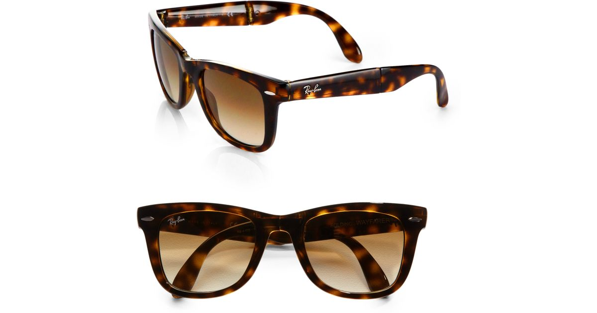 ac9b45af53dfc Ray Ban 2013 Folding Wayfarer Collection « Heritage Malta