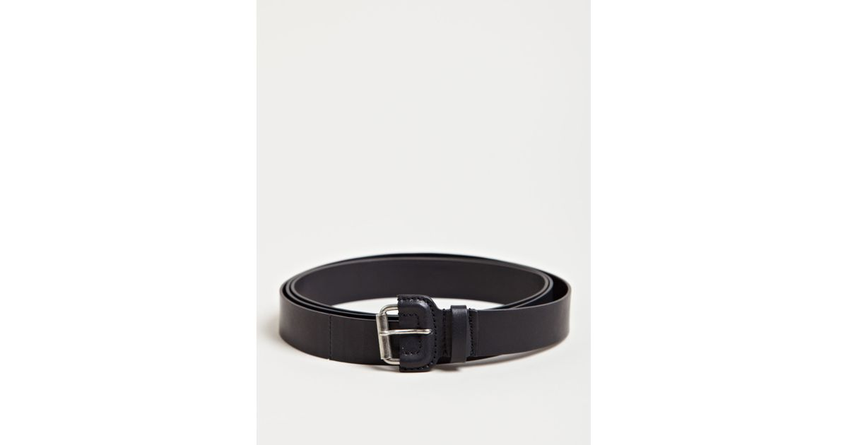 Black Triple Wrap Belt Ann Demeulemeester rrKK7W