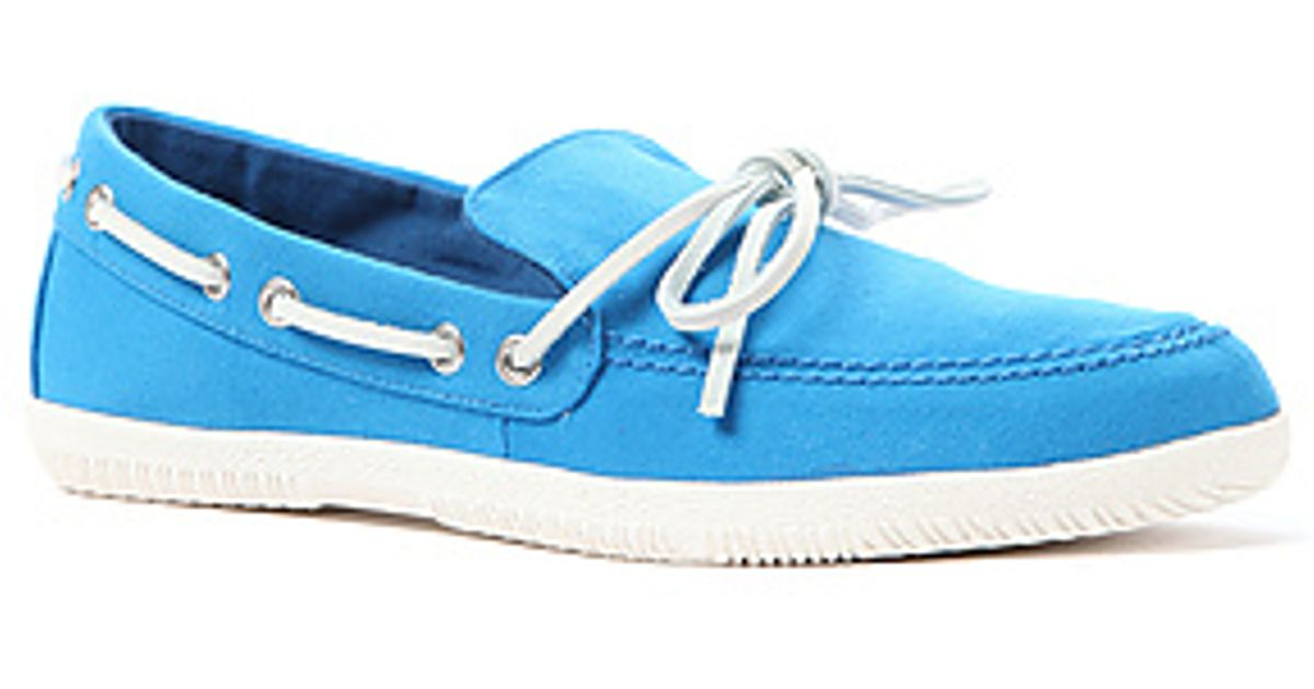 3928590a57c3 Lyst - adidas The Toe Touch Loafer in Pool in Blue for Men