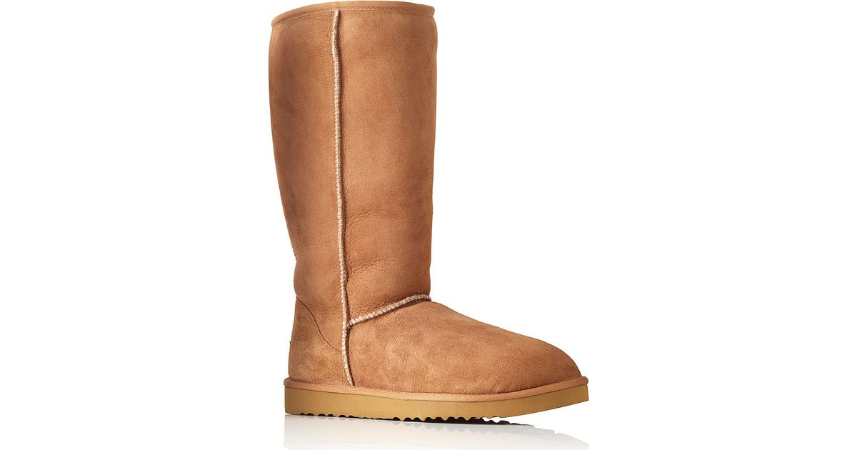 ugg boots brown tall - photo #16