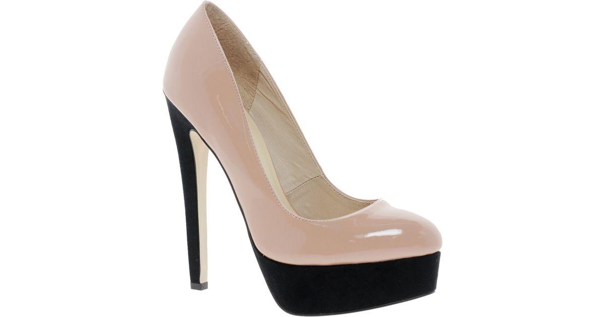 06c9695e2d3e Lyst - Carvela Kurt Geiger Jelly Contrast Platform Shoes in Pink
