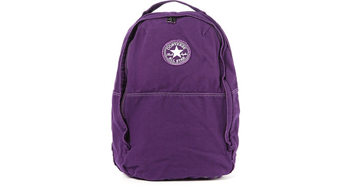 bd4331759c84 Lyst - Converse The Back To It Backpack in Purple in Purple for Men