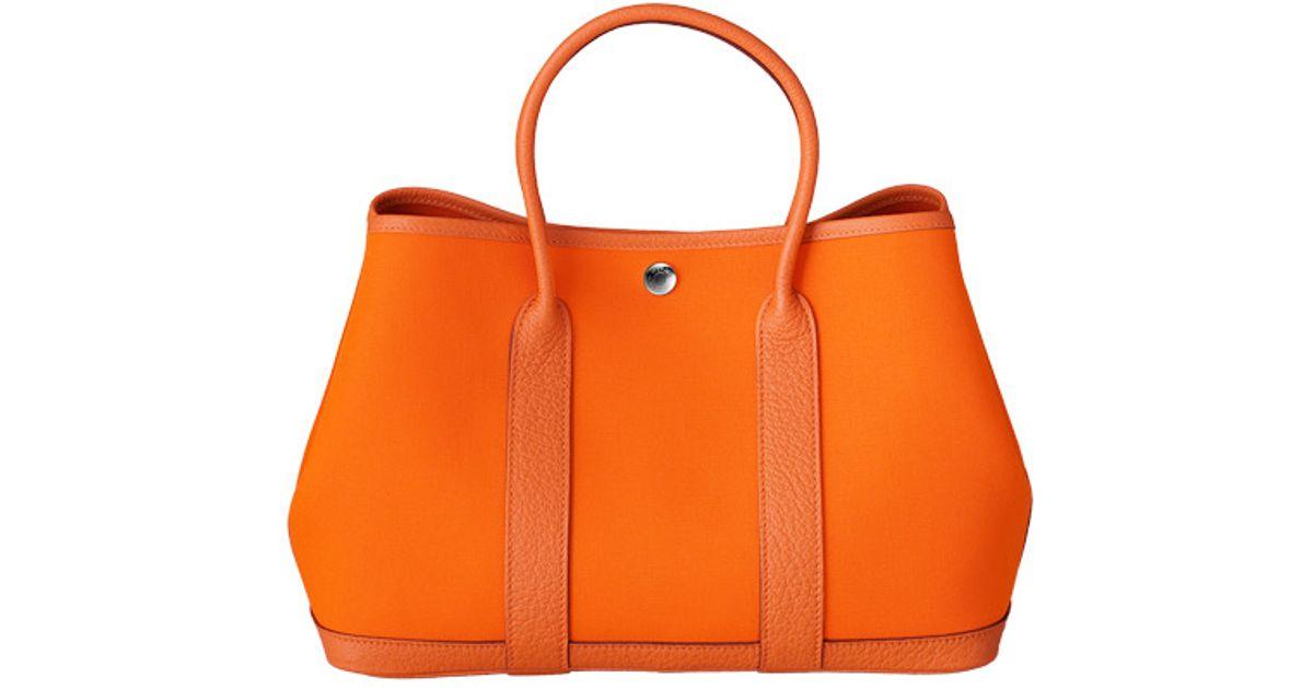 bags that look like hermes birkin - hermes ex-libris clip saint cyr blue/poppy orange