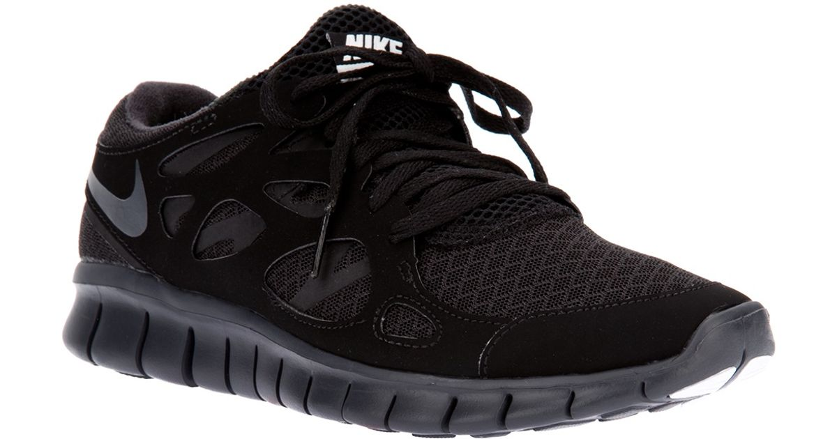 Nike Free Run 2 Nsw Trainer in Black for Men - Lyst