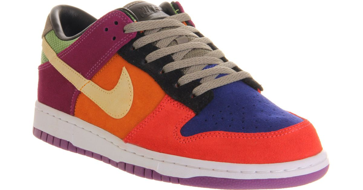 outlet store 91c82 62fea ... Lyst - Nike Dunk Low Sp Viotech Viotech for Men ...