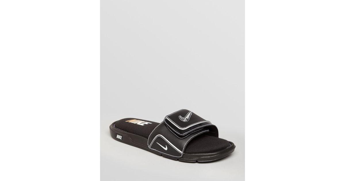 9293ee4daab5 Lyst - Nike Comfort Slide 2 Sandals in Black for Men