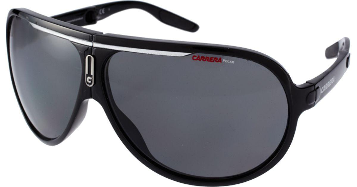 54622d4645 Carrera Carerra Ccity Folding Aviator Sunglasses in Black for Men - Lyst