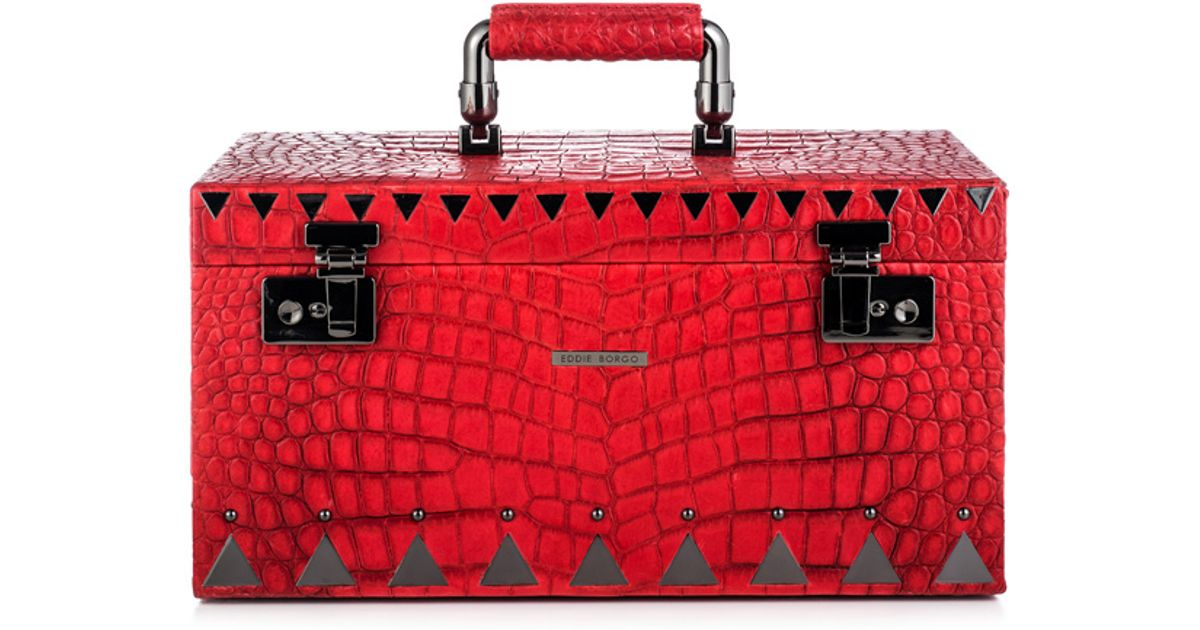 Lyst Eddie Borgo Exclusive Jewelry Box in Red