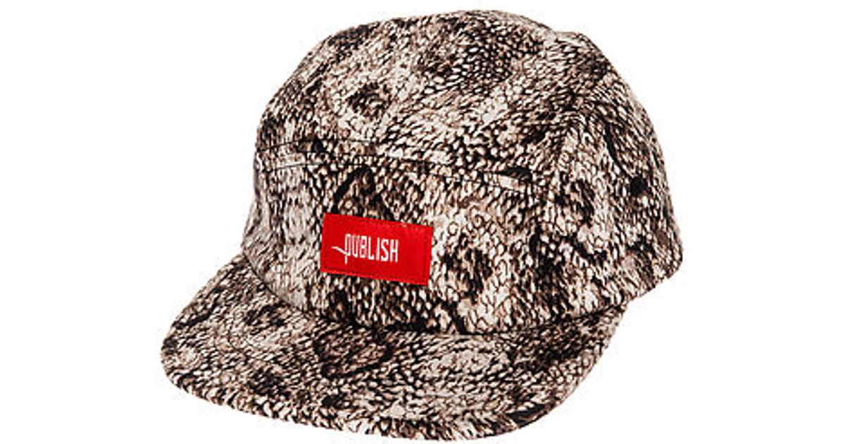 1c7a2a6f77e Lyst - Timberland The Yuma Hat for Men