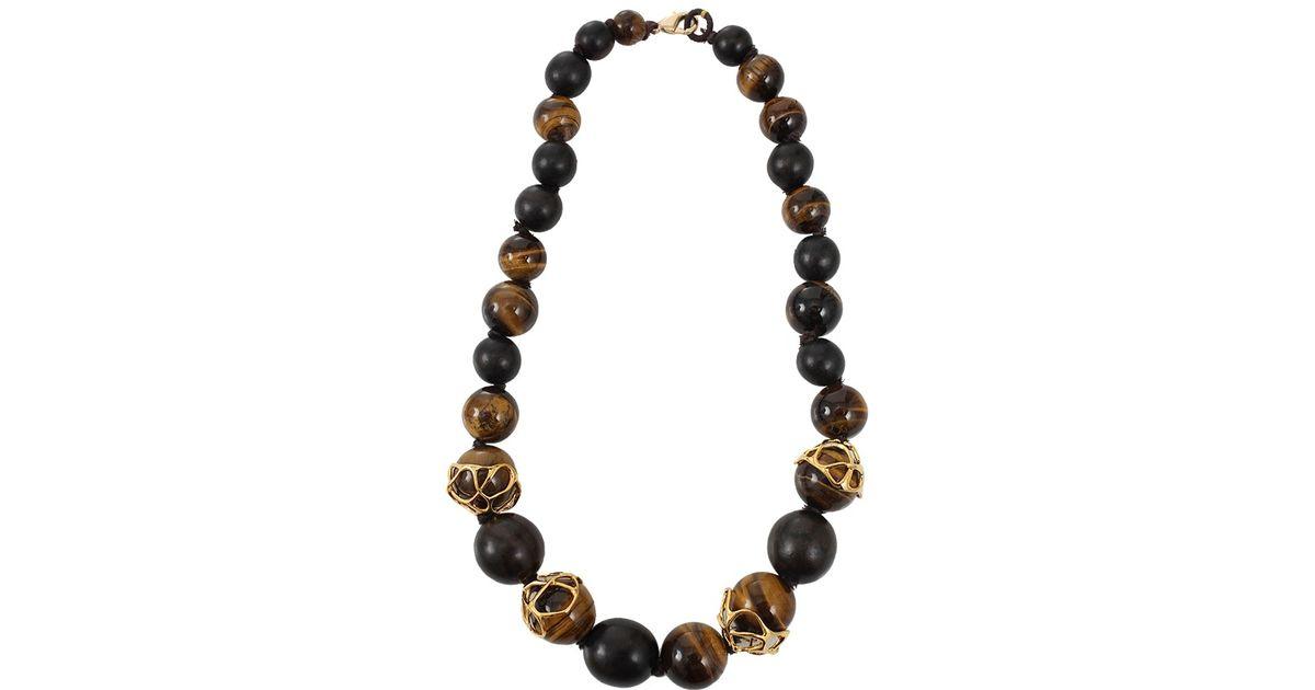 Alexis Bittar Liquid Beaded Single-Strand Necklace ynvd0640