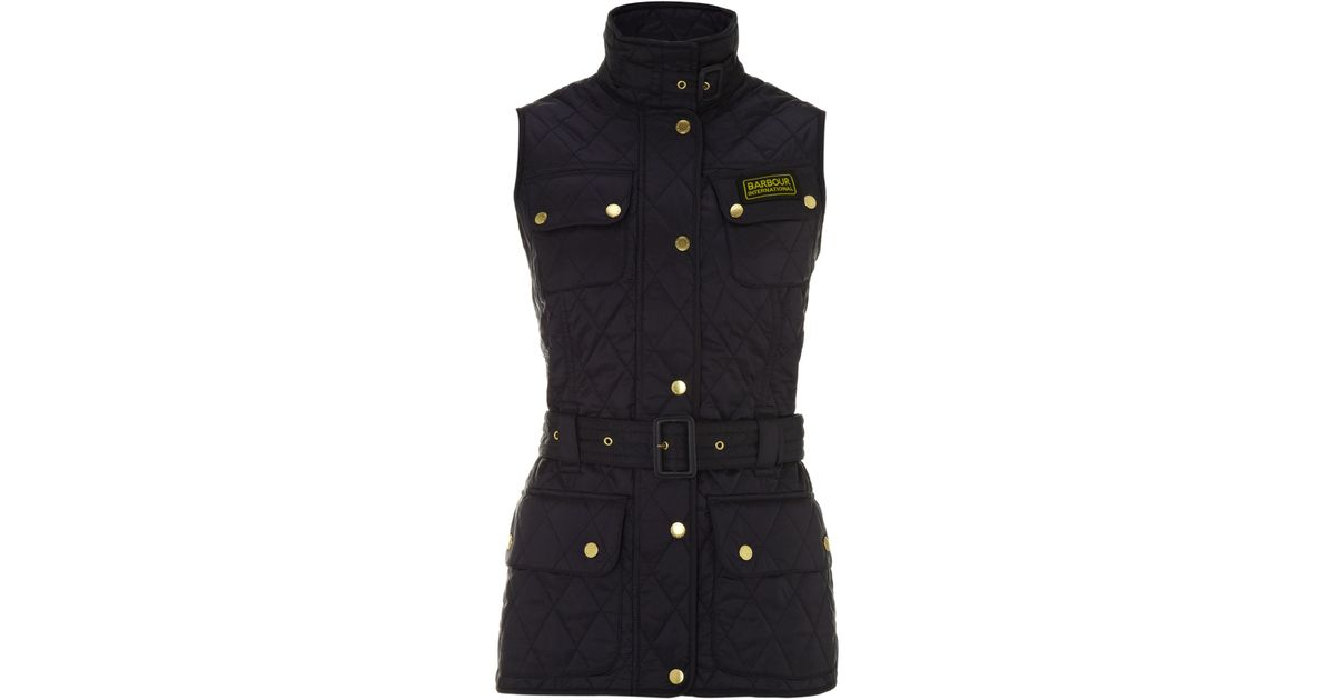 Barbour Blackwater Quilted Gilet