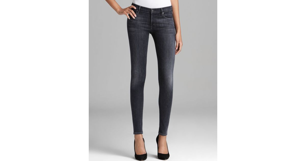 Citizens of humanity ultra skinny jeans (moonshadow)