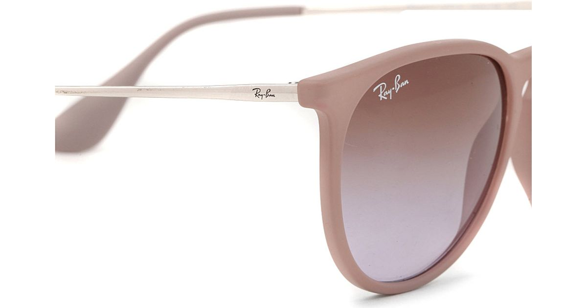 Ray Ban Erika Sunglasses Sand