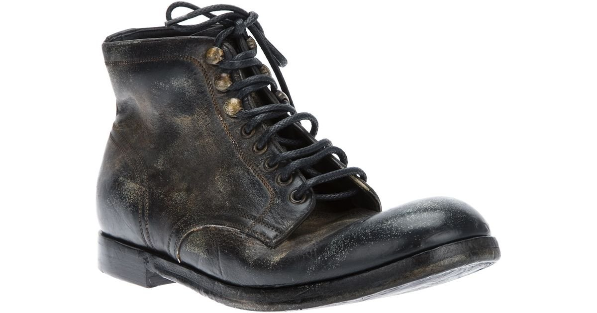 Boots leather black Dolce & Gabbana Clearance Collections Shop For Sale Online Discount Hot Sale Free Shipping Pay With Paypal Finishline Cheap Price mkgzo