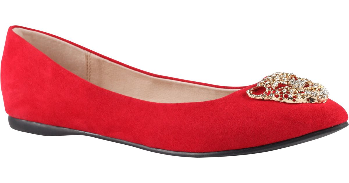 54b44a6e2e7 ALDO Clore in Red - Lyst