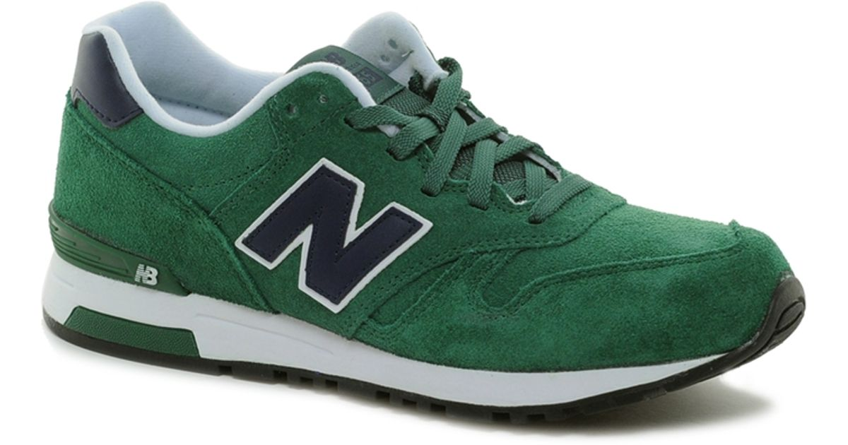 Lyst - ASOS New Balance 565 Sneakers in Green for Men 94fd1139fb9