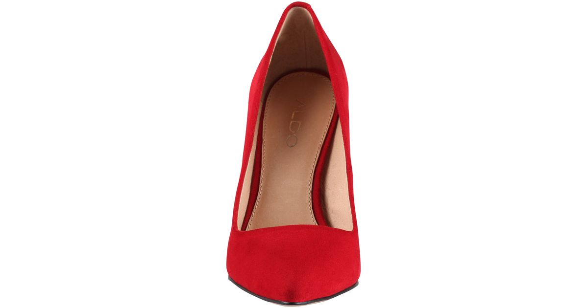 037f989a8b14 Lyst - Aldo Butimba Court Shoes in Red