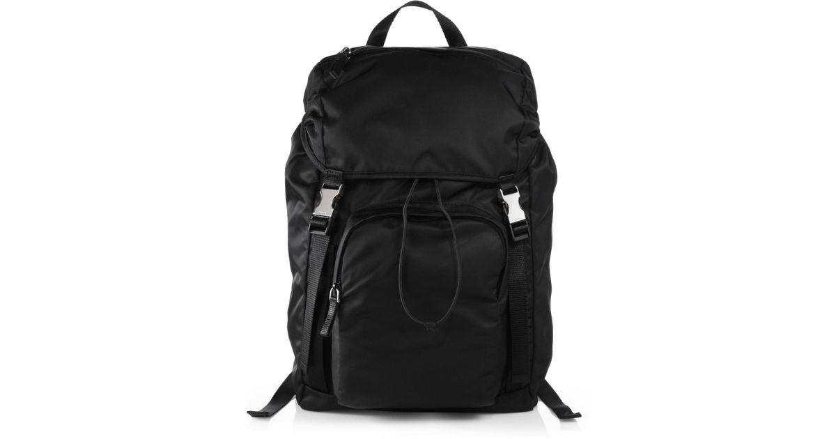 ce374d63 Prada Nylon Backpack eagle-couriers.co.uk