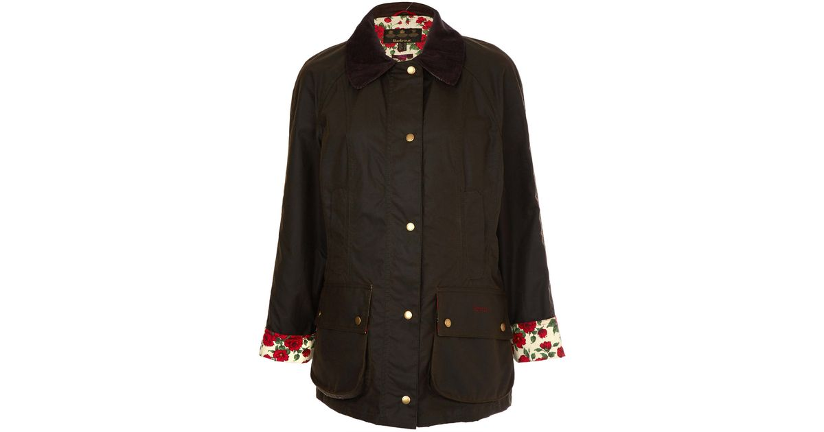 Barbour Rose Beadnell