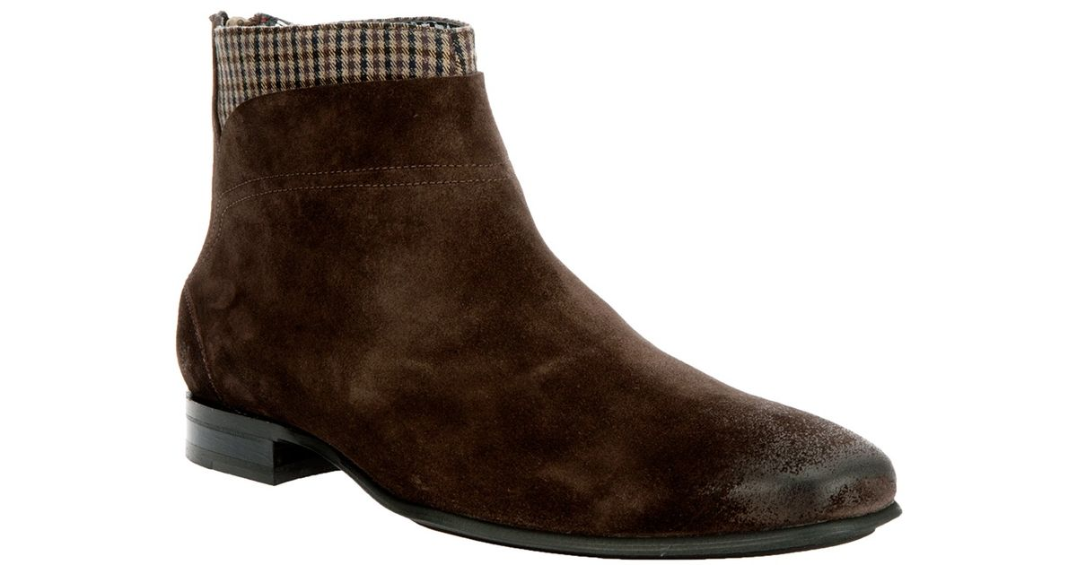 Paul & Joe Leather Ankle Boots HW5CSRIohK