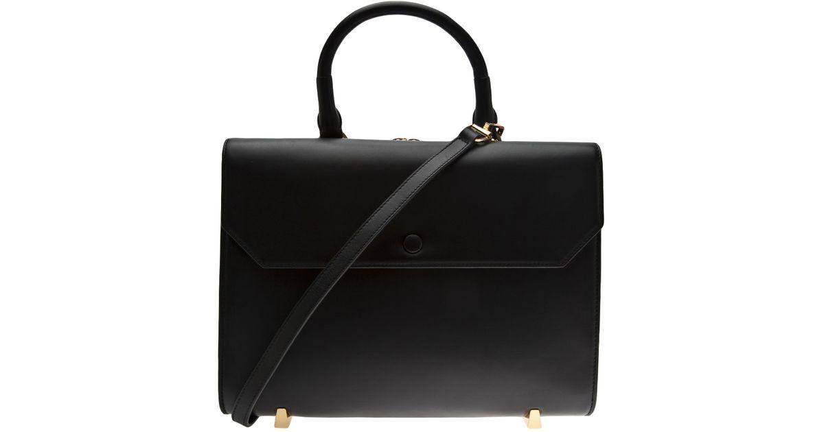 16ee951c32ff8 Lyst - Alexander Wang Chastity Sling Bag in Black