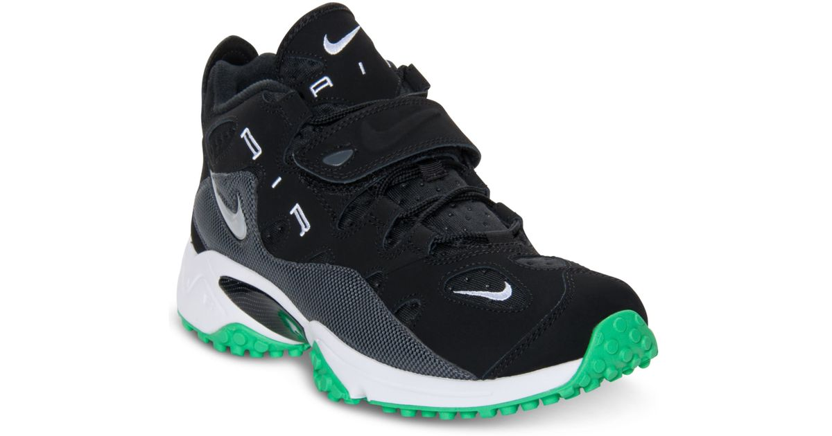 timeless design 6eb57 55815 Lyst - Nike Air Max Speed Turf Raider Training Sneakers in Black for Men