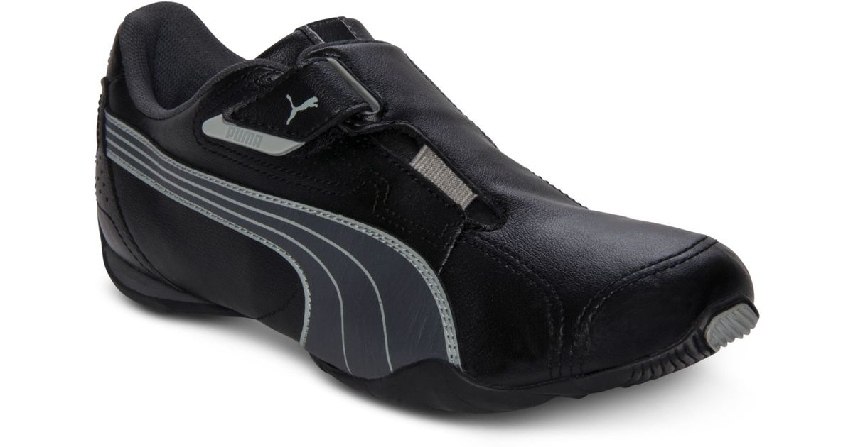 a6120ab0f85 Lyst - PUMA Men S Redon Move Casual Sneakers From Finish Line in Black for  Men