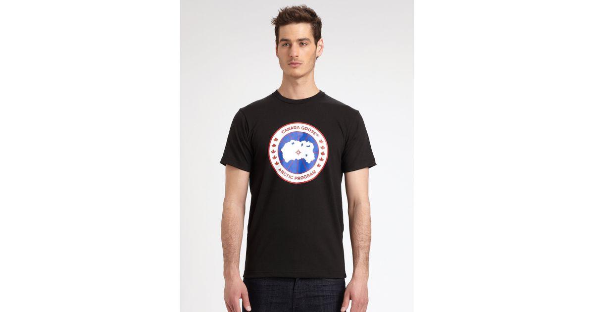 Canada Goose T-Shirt tlgI1O