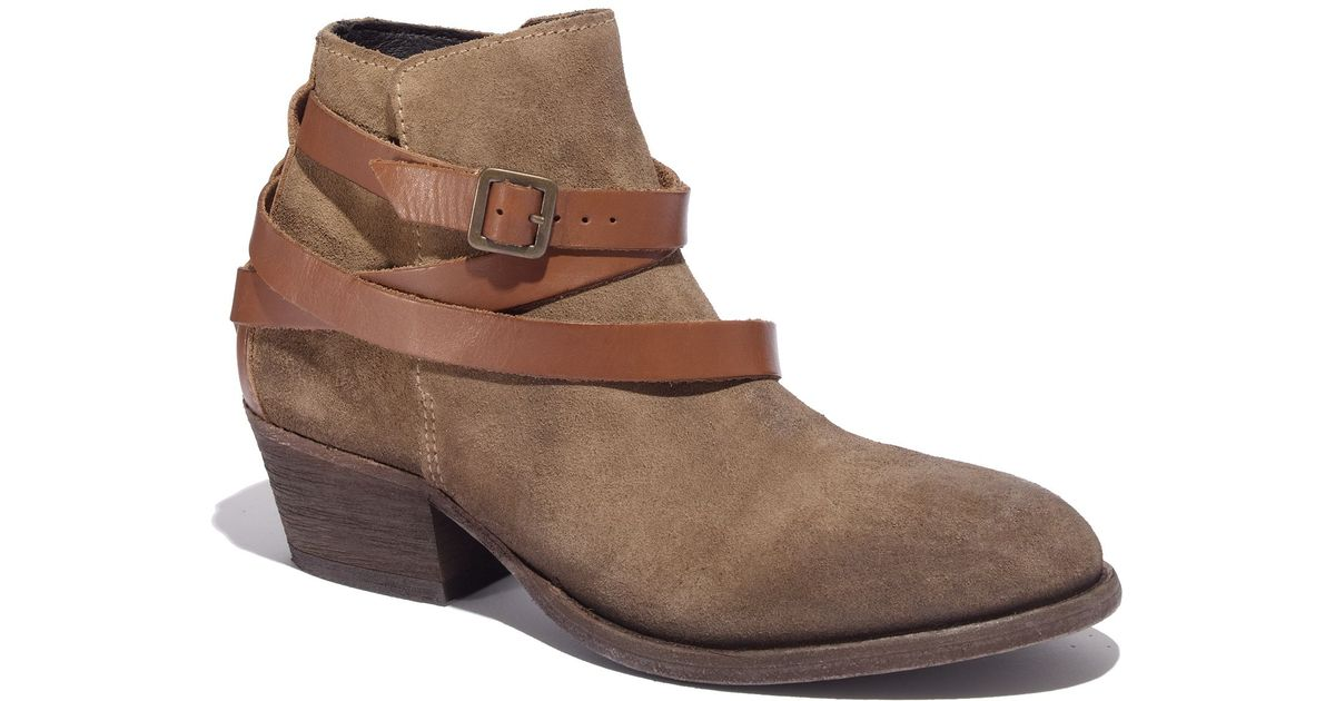 Madewell Hudson trade Horrigan Boots in Brown   Lyst