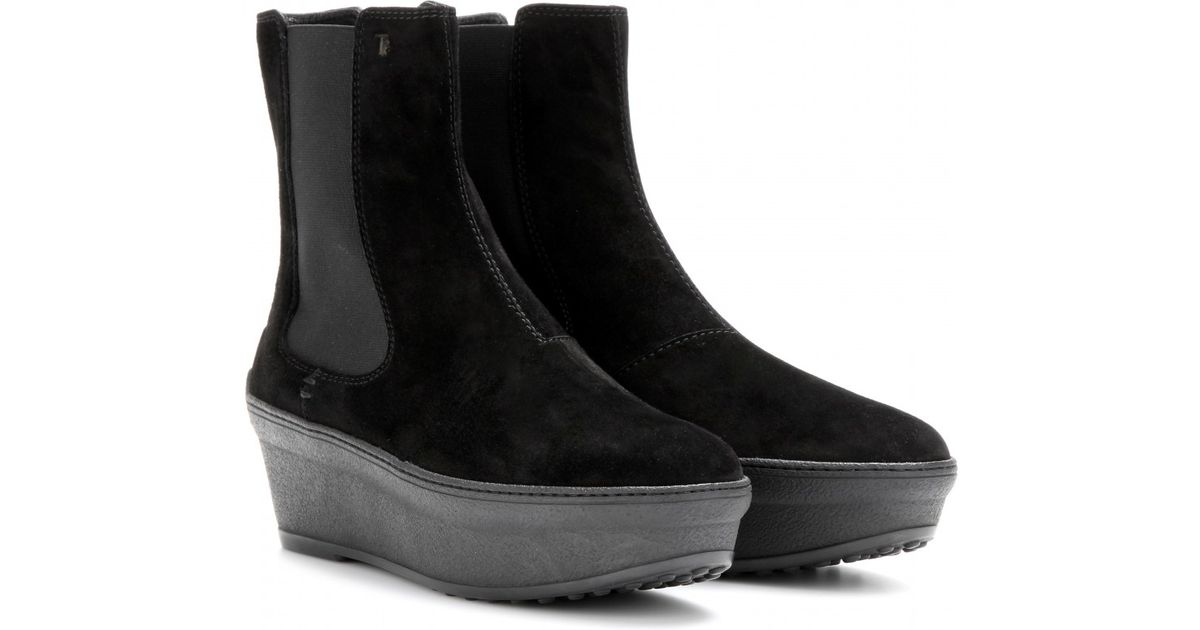 Tod's flatform chelsea boots clearance shopping online cheap how much waoMW77np