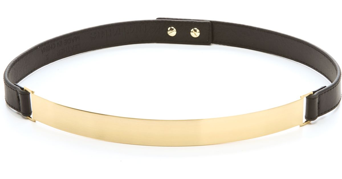 New thin gold belt - New thin gold belt. Flip side is silver. Size medium. Silver buckle. Small pen mark shown in picture. #belt #gold #silver #bucklebelt #buckle #medium #thin #thinbelt #jjlyn