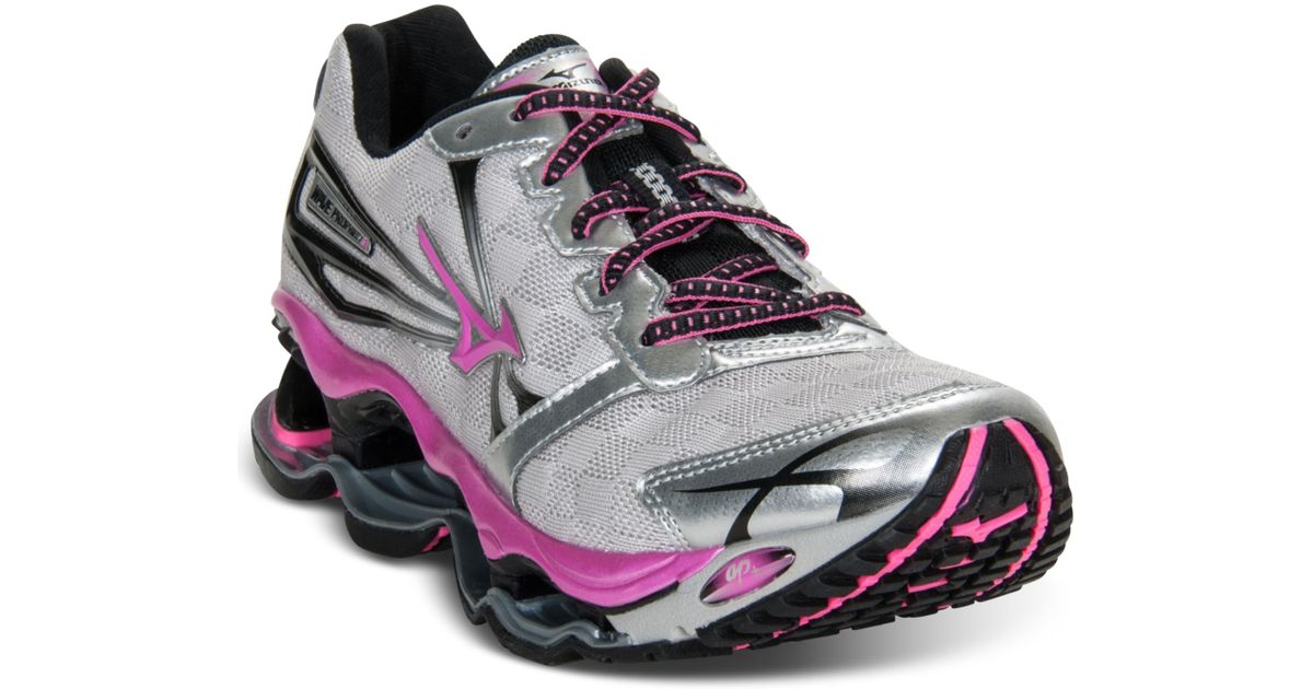 online retailer e9e02 bfdc0 Mizuno Wave Prophecy 2 Running Sneakers - Lyst