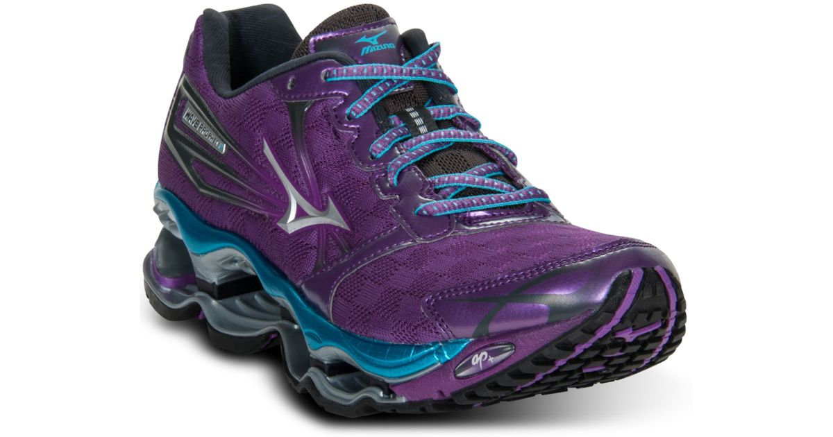 reputable site c6f00 63828 Lyst - Mizuno Wave Prophecy 2 Running Sneakers in Purple