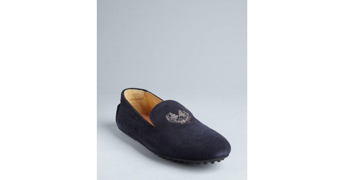 slip-on loafers - Blue Car Shoe eggCHCZtd